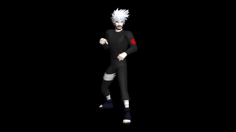 Random Character (WIP) 14mcfo10