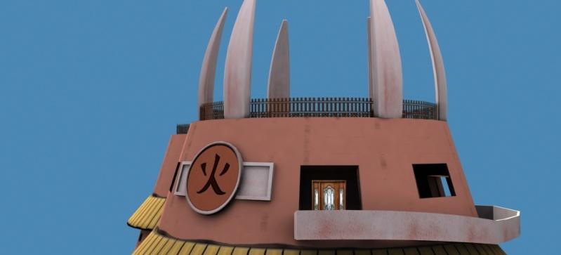Konoha: Hokage Building (WIP) R410