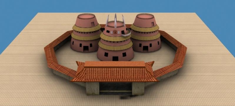 Konoha: Hokage Building (WIP) R610