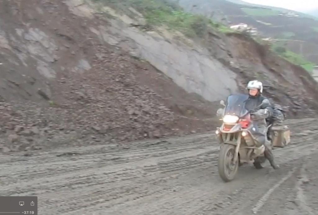 Equipement et bagagerie moto (Trail de baroudeur) Maroc_10