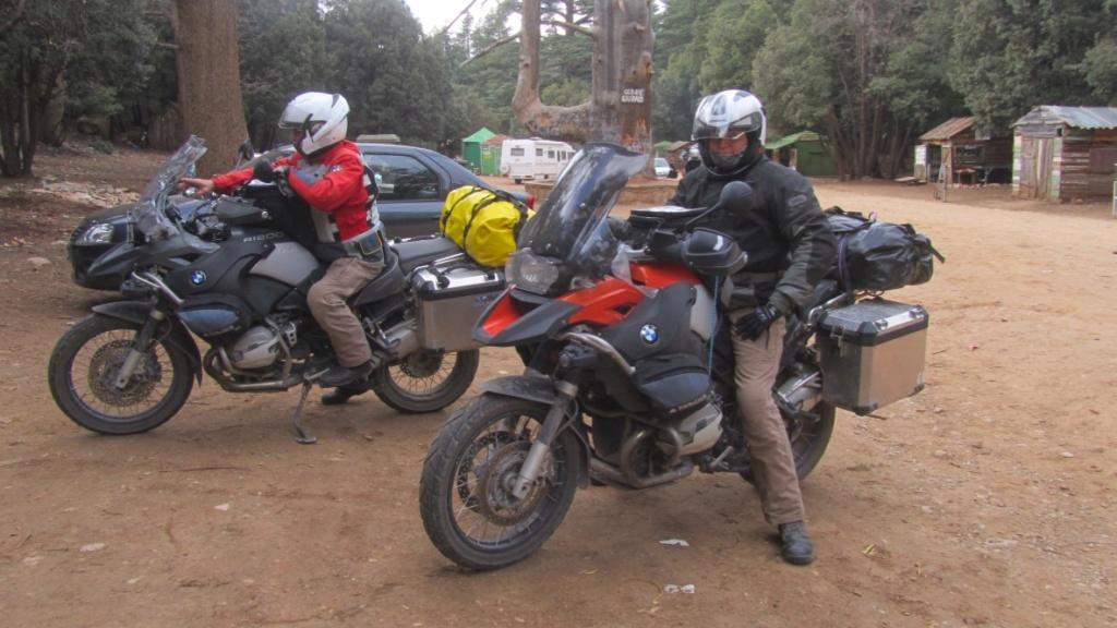 Achat d'un Maxi Trail pour faire le Maroc Unadju12