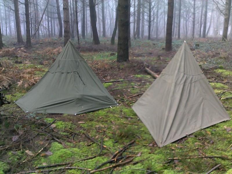 [Poncho / Tente]  Plashch Palatka  13012010