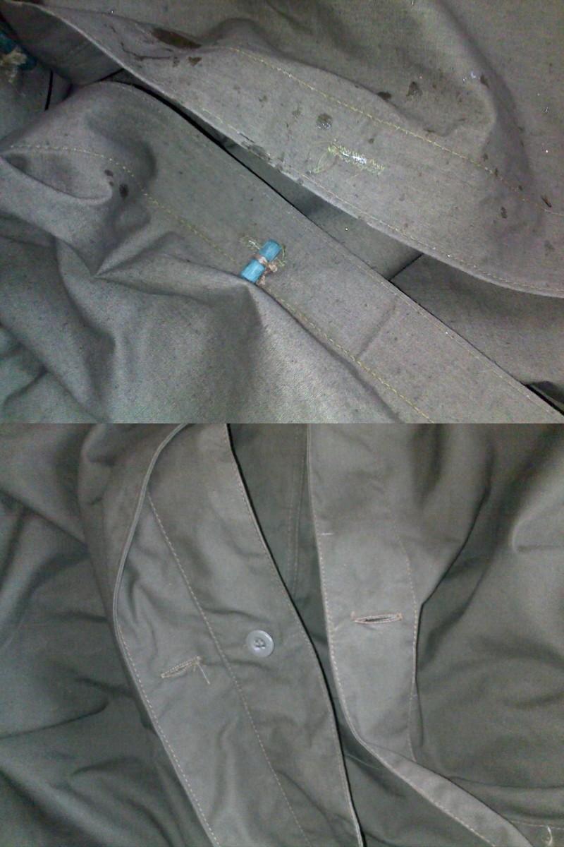 [Poncho / Tente]  Plashch Palatka  Compar12