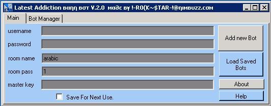 New Ultra Ban Bot v.1.7.rar Shot110