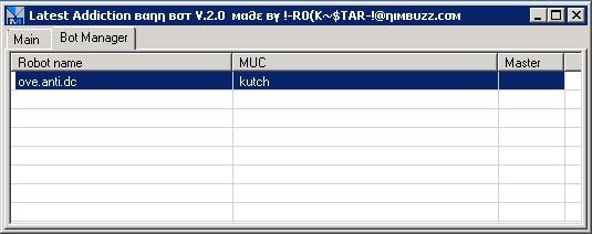 New Ultra Ban Bot v.1.7.rar Shot310