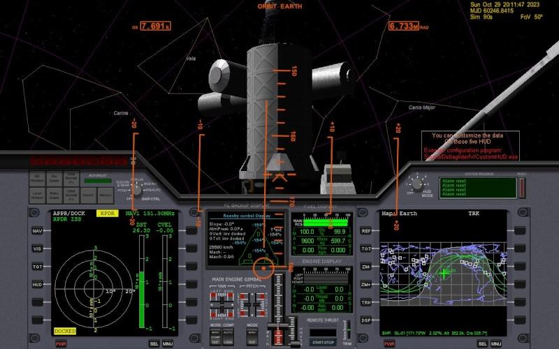 DGIV - Problemi con il pannello del DGIV in Orbiter2006! Orbite11
