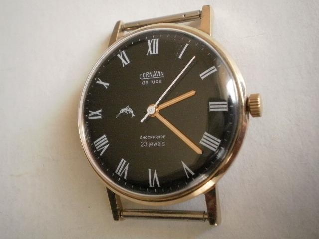Marques d'emprunt ou d'exportation des montres soviétiques T2ec1611