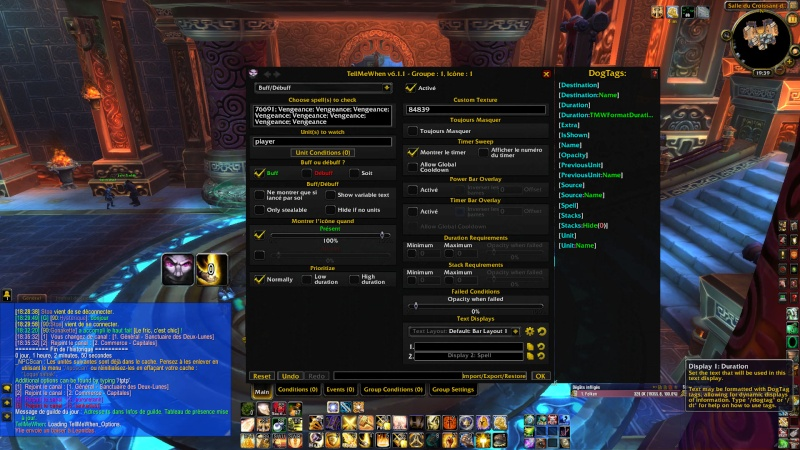 [Le Guide partie 7] Raccourcis / Interface / Macros / Addons - Page 3 Wowscr10