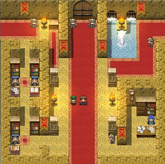 [RMVX] Unacren - Page 2 Castel10