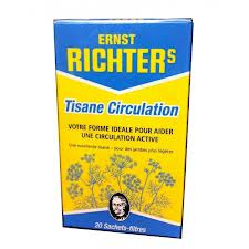 Les tisanes du docteur Richter  33810