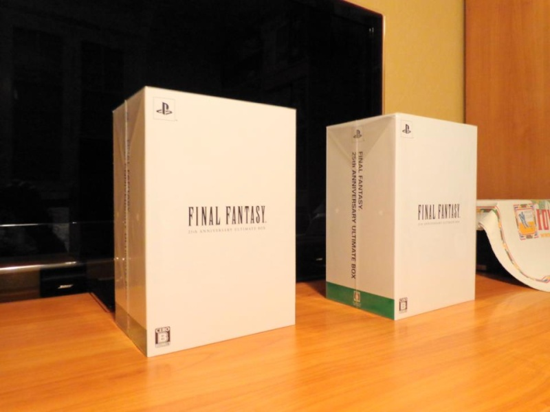 Final Fantasy 25th Anniversary Ultimate Box ! - Page 3 22495911