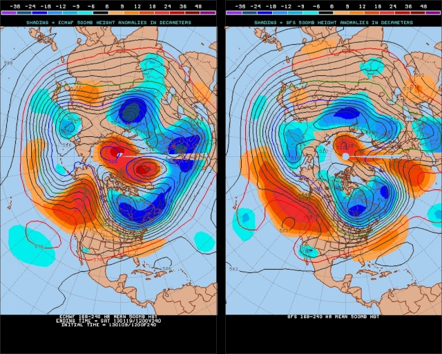 Pattern Change WILL Happen, Snow Around The 16th? Image15