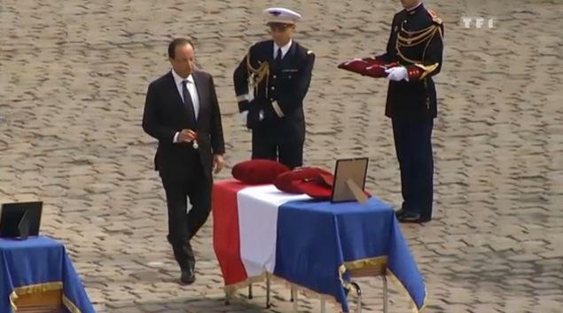 Thierry Serrat mort au nom de la France Serrat11