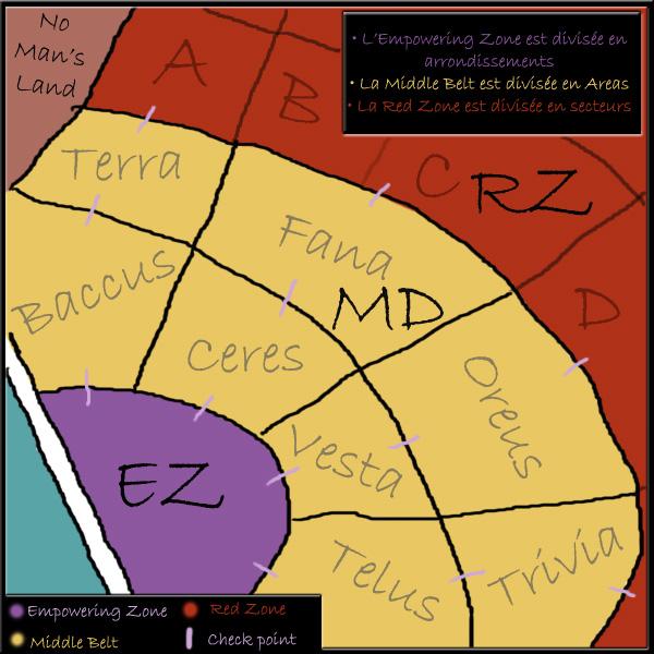 ☣ Cartographie  : Monde  et  Zones de Kertapolis Carte10
