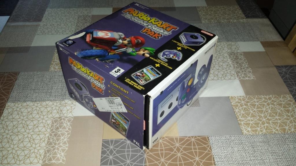 (est) Pack Mariokart gamecube violet Mariok10