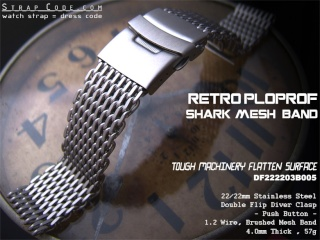 vostok - Bracelet Vostok Amphibia Ministry: Remplacement  Sdf22210
