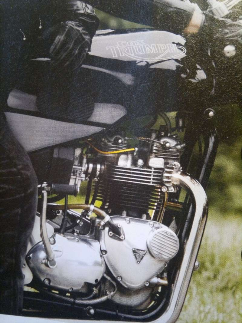 SpeedT3 a moteur T140!!! Bitza British. Dayton10