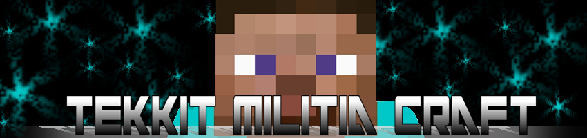 Tekkit Militia Craft
