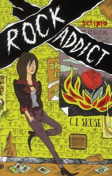 [Skuse, Cee Jay] Rock addict Rock-a19