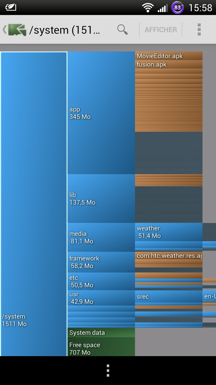 [Q]Est ce normal ? Espace libre dans le System Data 2013-012