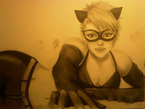 Les dessins de Toto  Catwom10
