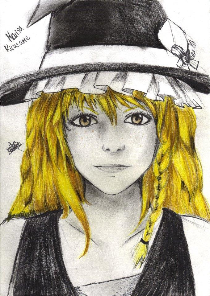 Les dessins de Toto  Marisa10