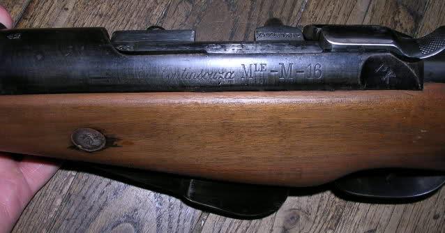 Le dernier mousqueton M16 ? Mousqu12