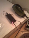 [Test Matériel] Radio/Lampe à dynamo de chez carouf 2013-018