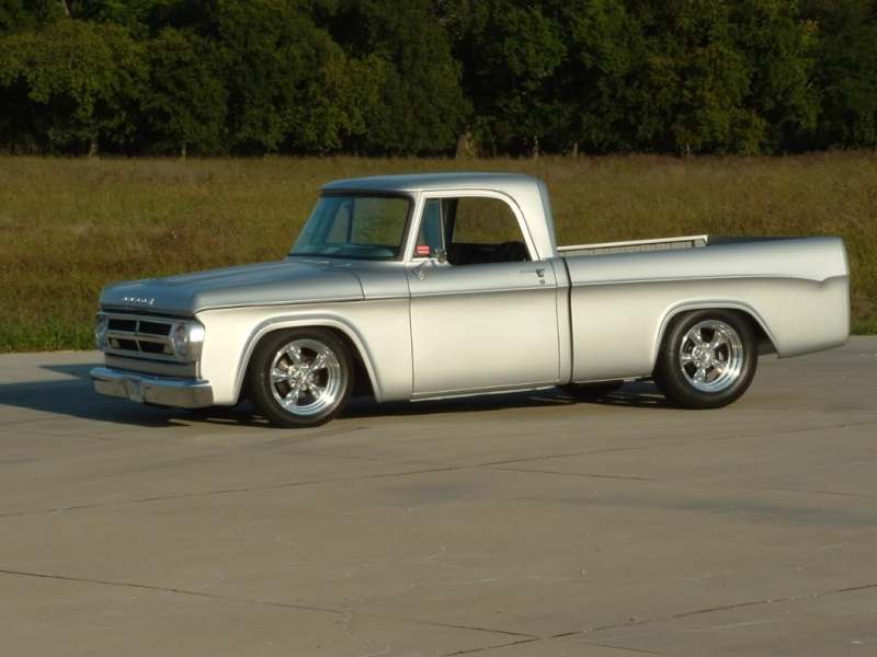How about some pics of  61-71 dodge trucks Sweppy10