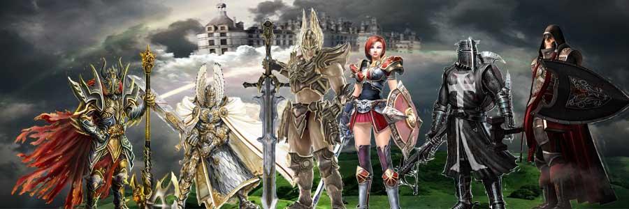 AOE Knights