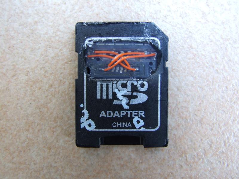 Magic MicroSD Adaptor : le 1er linker de la X ! - Page 8 Dscf7112