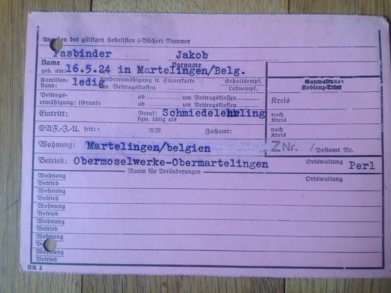 Identif document civil belge, livre traduction, kit nettoyage, livre travail Img_0710