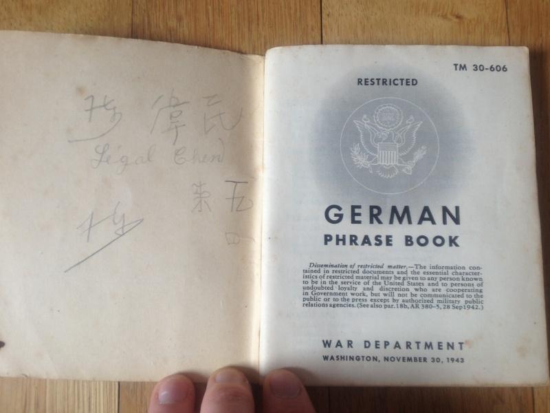 Identif document civil belge, livre traduction, kit nettoyage, livre travail Img_0716