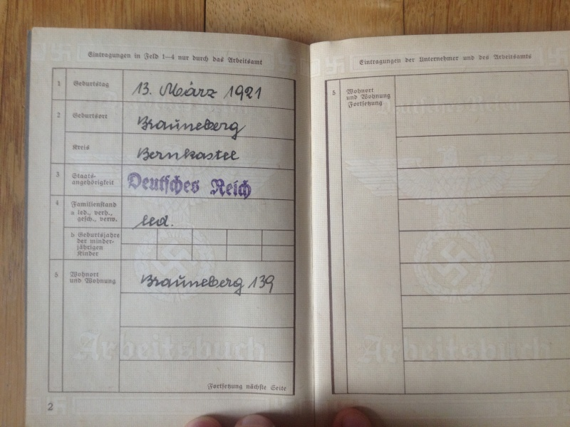 Identif document civil belge, livre traduction, kit nettoyage, livre travail Img_0717