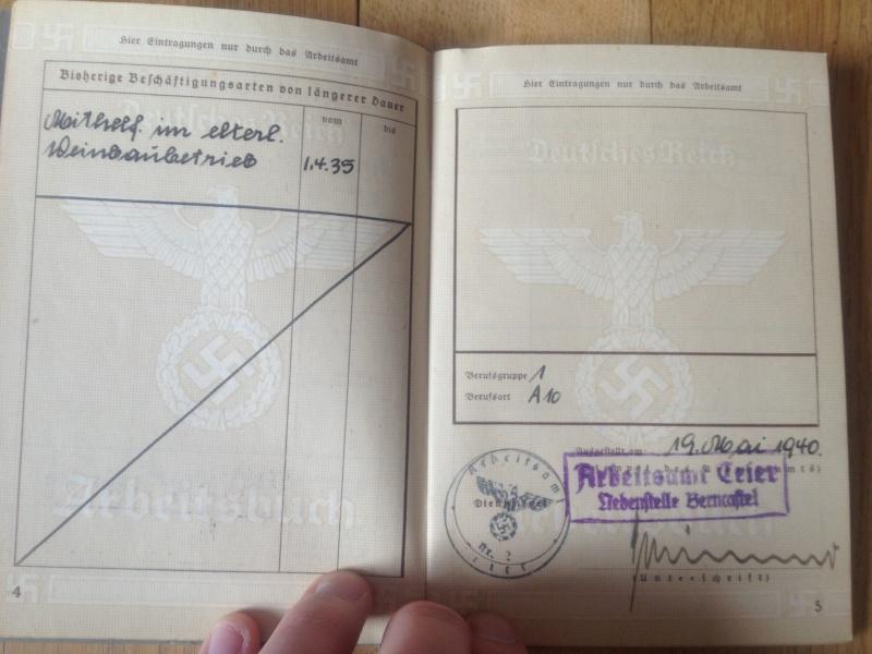 Identif document civil belge, livre traduction, kit nettoyage, livre travail Img_0719