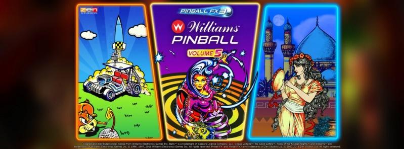 Williams Pinball Volume 5 77397910