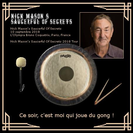 Nick Mason's Saucerful of Secrets Live 2018  - Page 7 Jaquet19