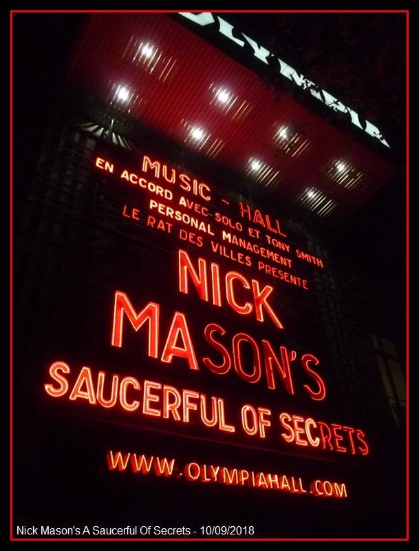 Nick Mason's Saucerful Of Secret, Olympia 10 Septembre - Page 3 Nick_m10