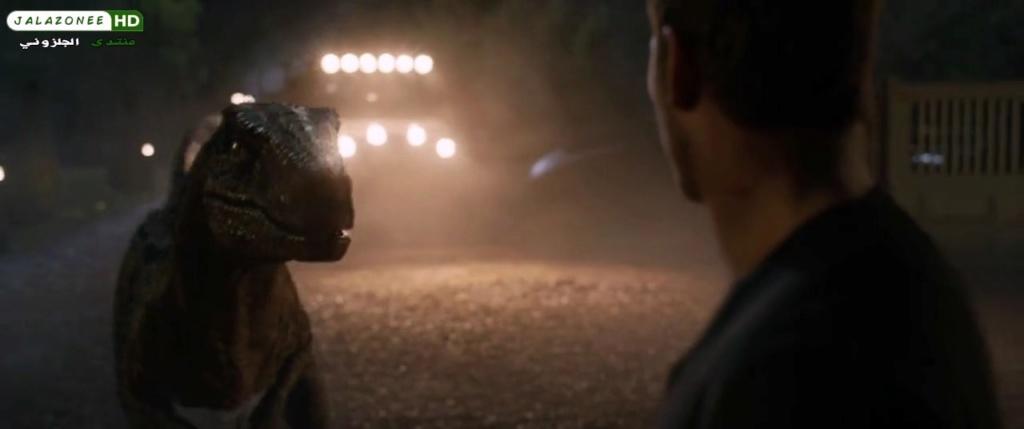 حصريا فيلم الاكشن والمغامرة والخيال الرهيب والمنتظر Jurassic World Fallen King (2018)  720p BluRay مترجم بنسخة البلوري 1044