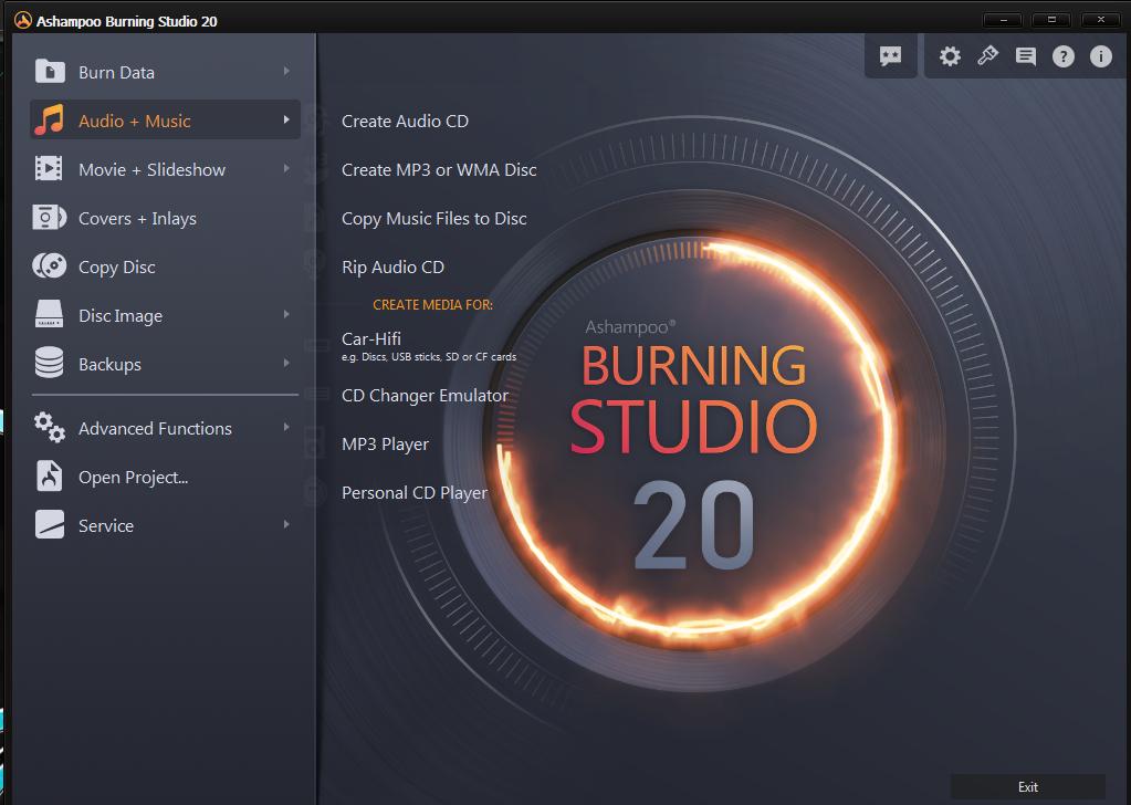 حصريا عملاق النسخ وحرق الاسطونات الرهيب Ashampoo Burning Studio 20.0.2.7 Full باحدث اصدراته + التفعيل والشرح 124