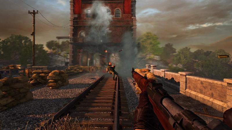 لعبة الاكشن والحروب الرهيبة RAID World War II Excellence Repack 7.31 GB بنسخة ريباك 187