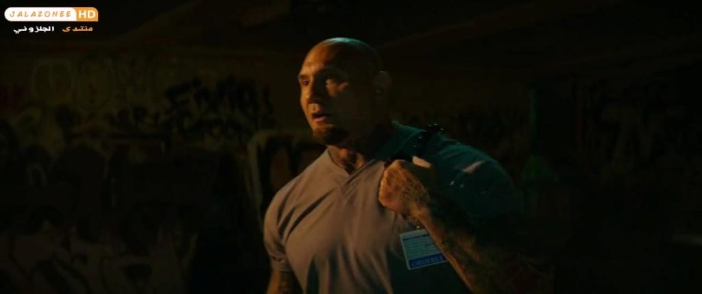 حصريا فيلم الاكشن والجريمة والاثارة الرائع Hotel  Artemis (2018)  720p  BluRay مترجم بنسخة البلوري 2103