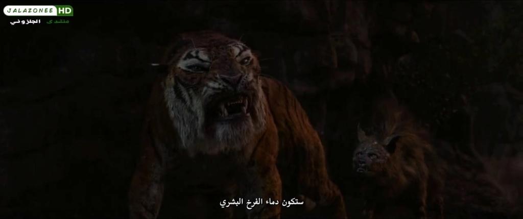 حصريا فيلم المغامرة والدراما الاكثر من رائع Mowgli Legend of the Jungle (2018) 720p  WEB-DL مترجم بنسخة الويب ديل 2152