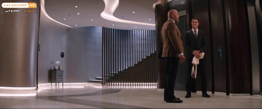 حصريا فيلم الاكشن والاثارة المنتظر Skyscraper (2018) 720p HC HDRip مترجم بنسخة الاتش دي المسربة 276