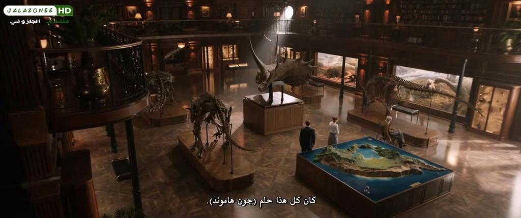 حصريا فيلم الاكشن والمغامرة والخيال الرهيب والمنتظر Jurassic World Fallen King (2018)  720p BluRay مترجم بنسخة البلوري 396