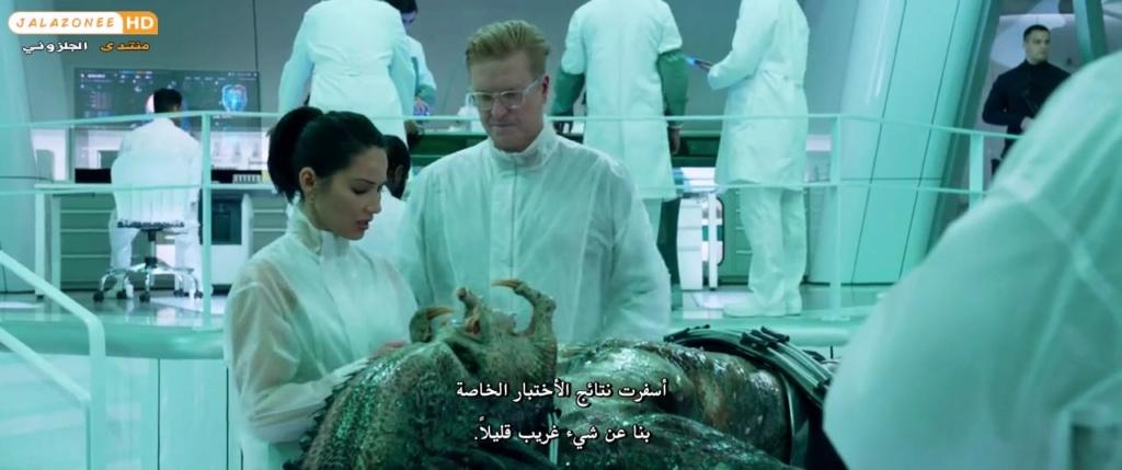 حصريا فيلم الاكشن والمغامرة والرعب المنتظر The Predator (2018) 720p WEB-DL مترجم بنسخة الويب ديل 4142