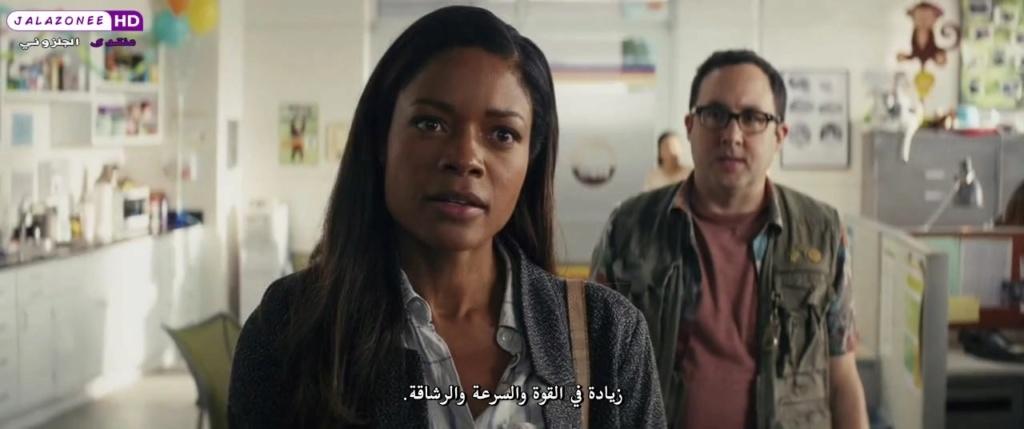 حصريا فيلم الاكشن والمغامرة والخيال المنتظر Rampage (2018) 720p BluRay مترجم بنسخة البلوري 425