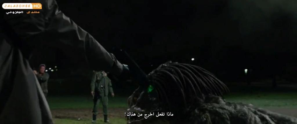 حصريا فيلم الاكشن والمغامرة والرعب المنتظر The Predator (2018) 720p WEB-DL مترجم بنسخة الويب ديل 6139