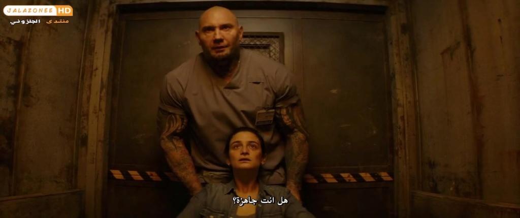 حصريا فيلم الاكشن والجريمة والاثارة الرائع Hotel  Artemis (2018)  720p  BluRay مترجم بنسخة البلوري 881