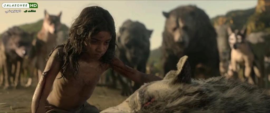 حصريا فيلم المغامرة والدراما الاكثر من رائع Mowgli Legend of the Jungle (2018) 720p  WEB-DL مترجم بنسخة الويب ديل 9110